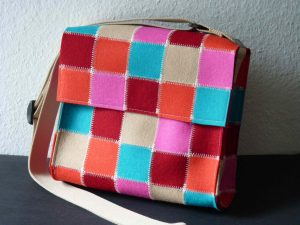 "Handtasche, Modell ""Squares"""